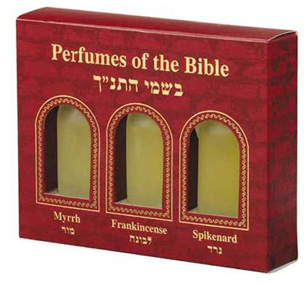 The Original Perfumed Oils of the Bible